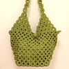 Ring Shoulder Bag * moss green